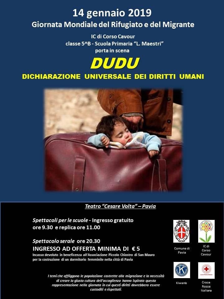 DUDU : dichiarazione universale dei diritti umani